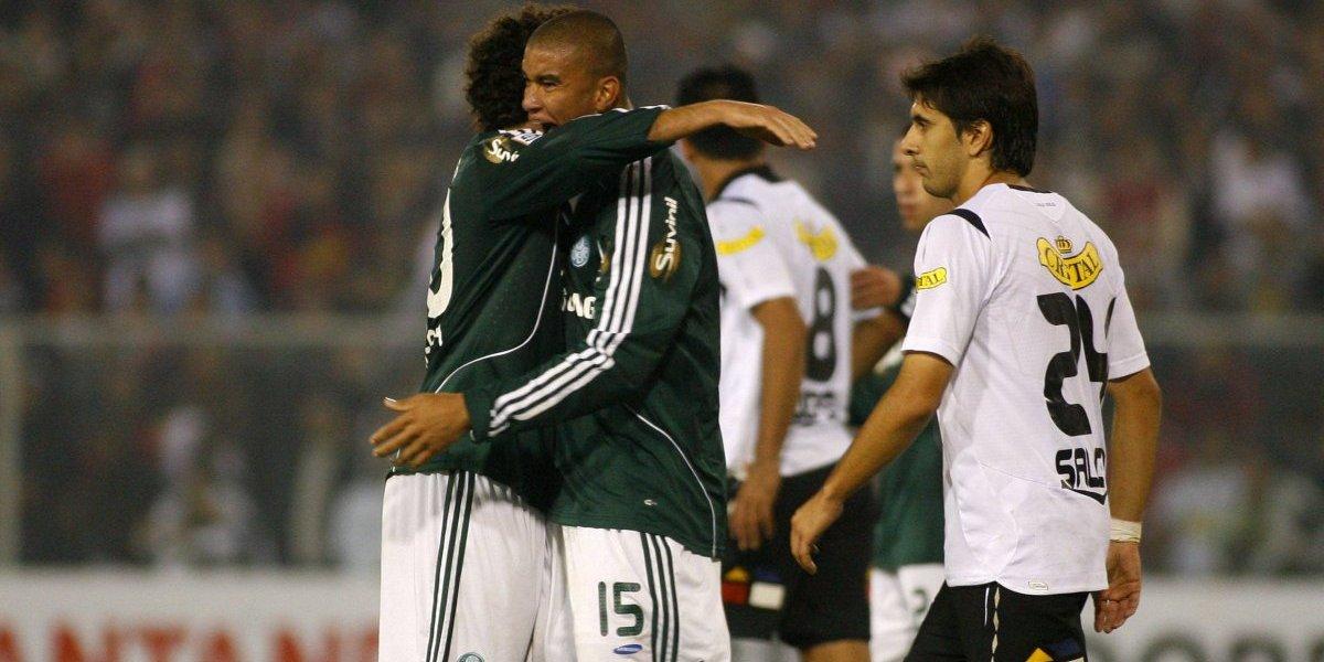 Con caras repetidas y mucha tristeza: El amargo último recuerdo de Colo Colo enfrentando a Palmeiras