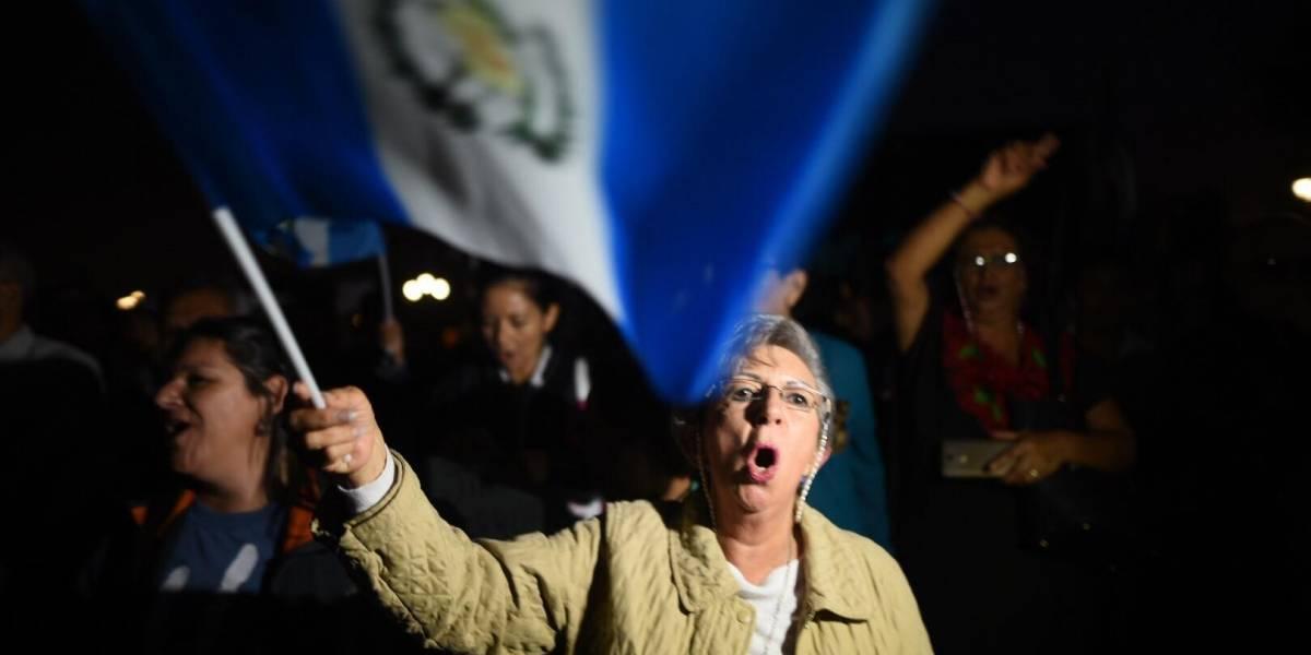 Varias manifestaciones en contra de Jimmy Morales se realizarán esta semana