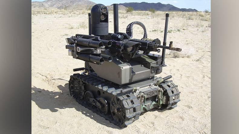 Robots de guerra