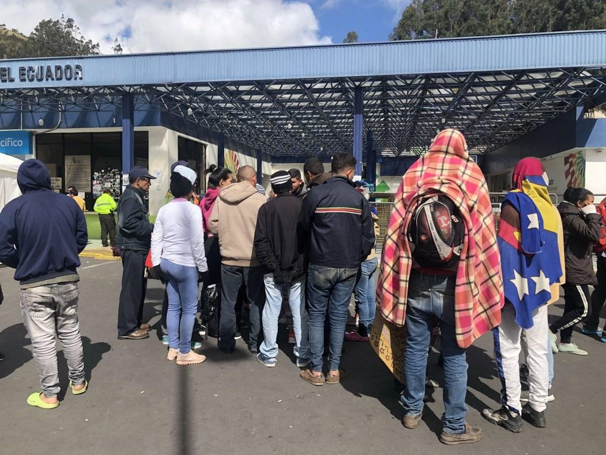 Justicia de Perú elimina prohibición de ingreso a venezolanos sin pasaporte EFE