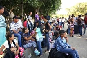 Ingreso de venezolanos a Ecuador