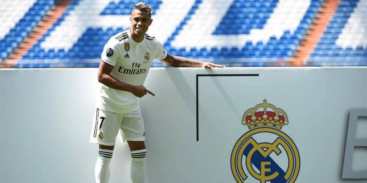 """El """"heredero"""" de Cristiano Ronaldo en Real Madrid"""
