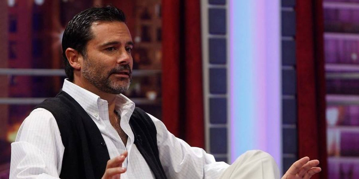 Desclasifican conmovedora confesión de Felipe Camiroaga a siete años de su muerte