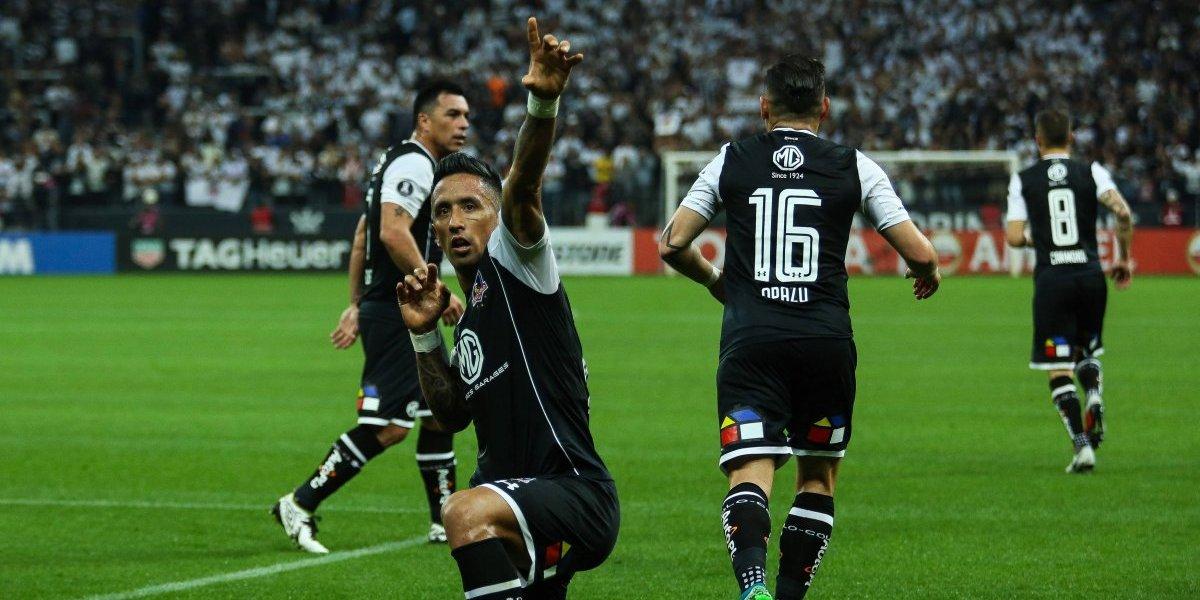 """""""Contra el intruso"""": En Brasil destacan la presencia de Colo Colo entre puros brasileños y argentinos"""