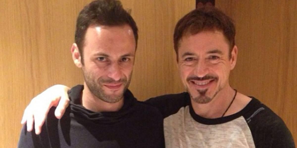 Carmelo Guastella, barbeiro responsável pelo visual do Homem de Ferro e da seleção inglesa, vem à Beauty Fair