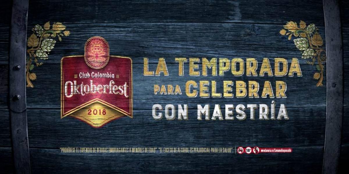 ¡Hoy es 1ero de Oktoberfest! Comienza la temporada de los amantes de la cerveza