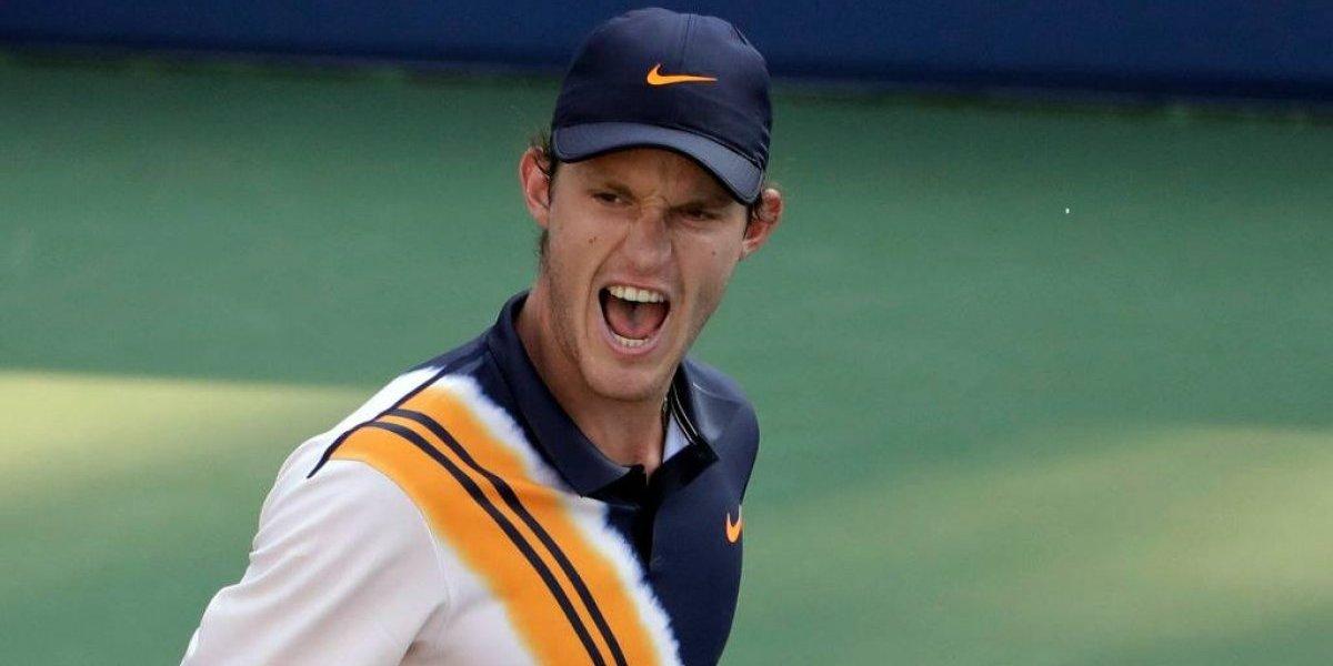 ¿Cuándo, a qué hora y contra quién juega Nicolás Jarry en el ATP 500 de Basilea?