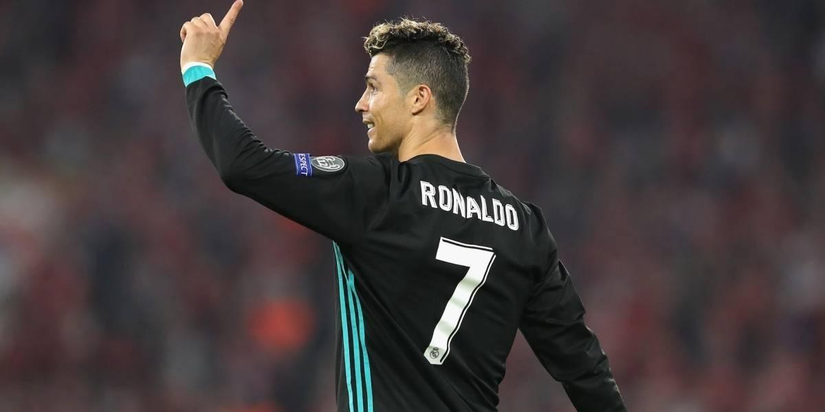 """Revelan al futbolista que se adueñará de la """"7"""" de Cristiano Ronaldo"""