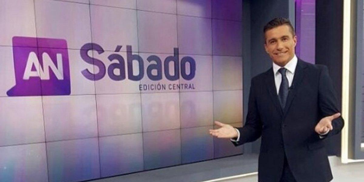 Fernando Solabarrieta anuncia salida de Mega tras cierre del área deportiva