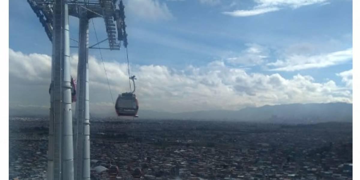 Así es el TransMicable que pronto funcionará en Bogotá