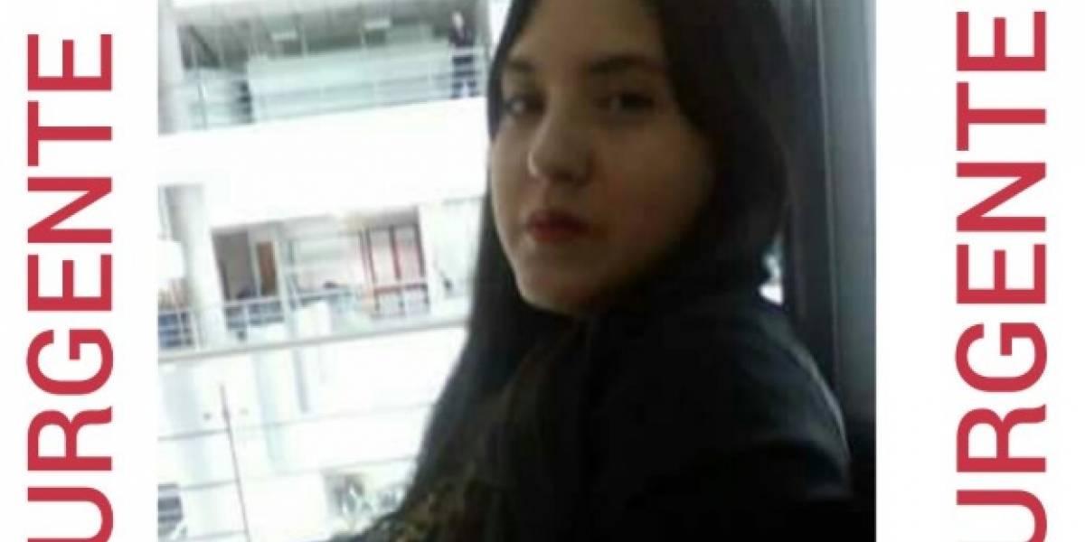 Encuentran a la universitaria desaparecida en Bogotá