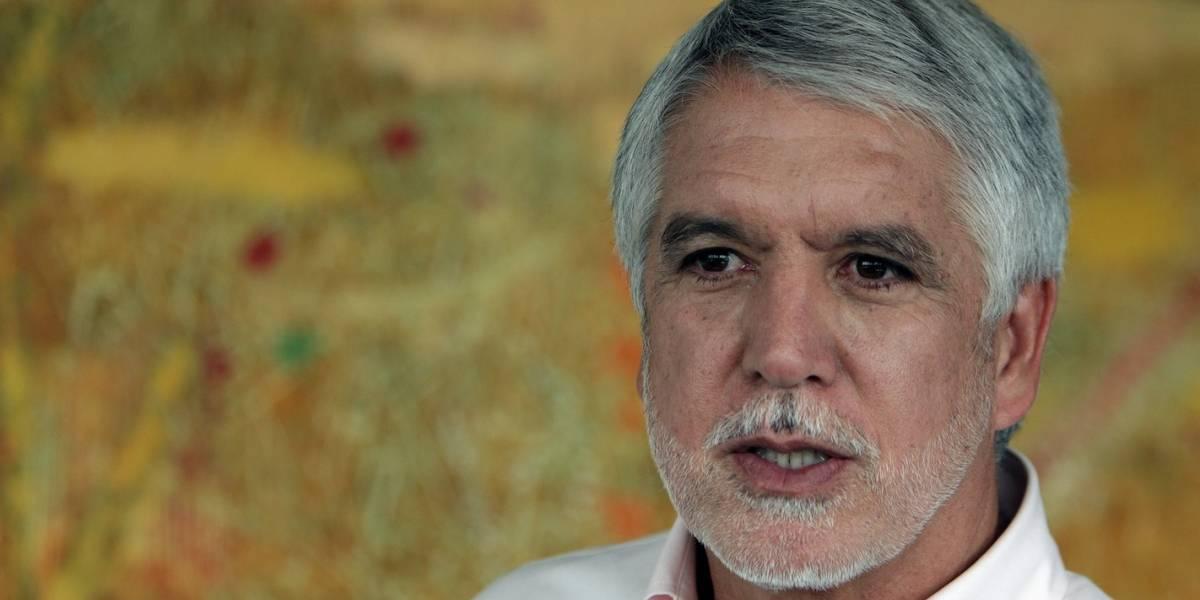 """""""Hay unos enemigos trasnochados del Metro"""": Peñalosa se despacha contra detractores del proyecto"""