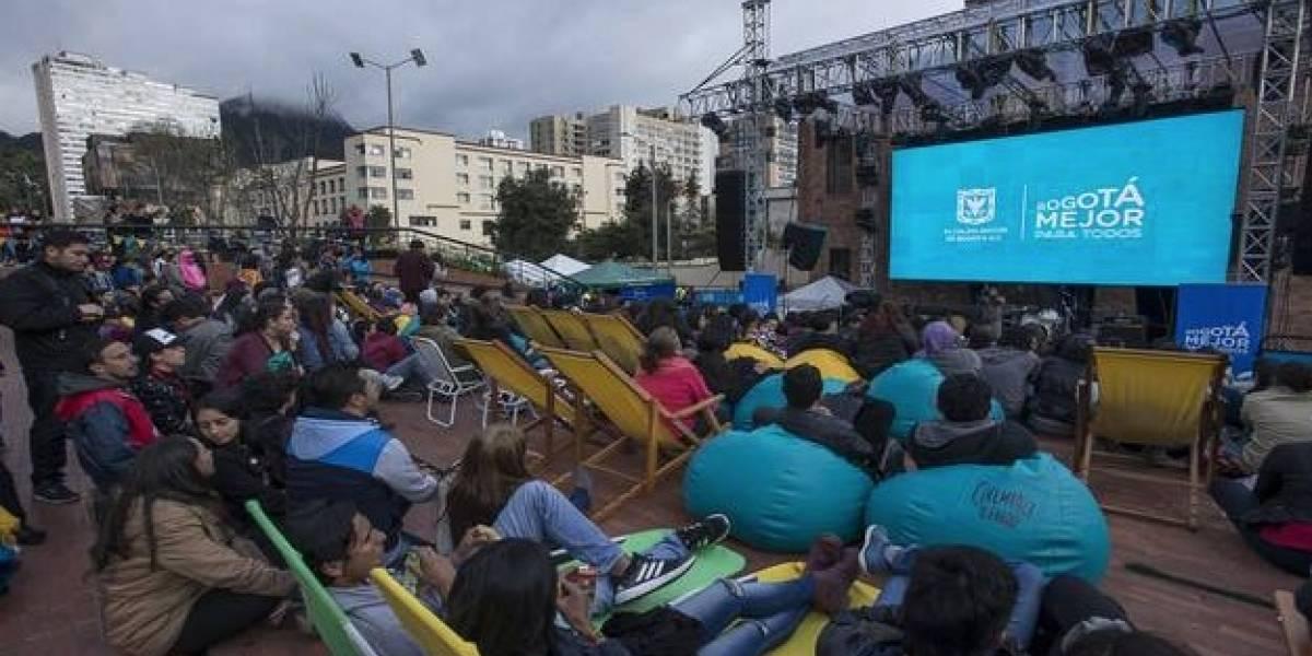 ¿Sin planes? habrá cine gratis este fin de semana en Bogotá