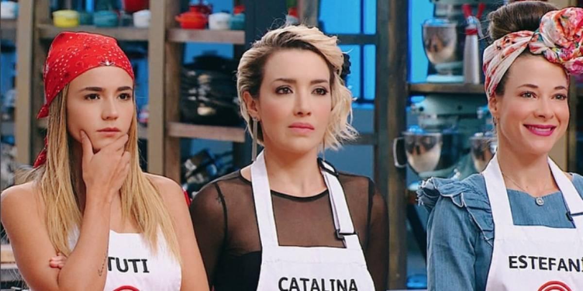 """'MasterChef': Por insultar a Carlos Hurtado, Catalina Gómez fue tratada hasta de """"perra"""" en redes"""