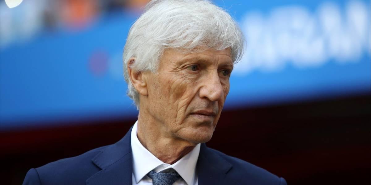¡Atención! Confirman el futuro de José Néstor Pékerman con la Selección