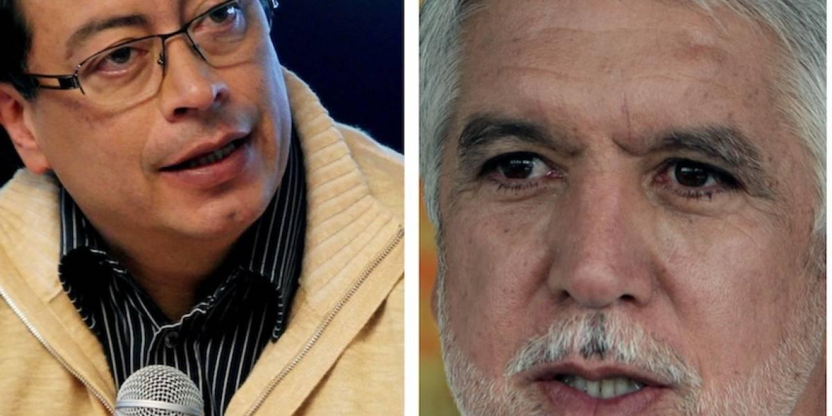 Petro se despachó contra Peñalosa por el TransMicable