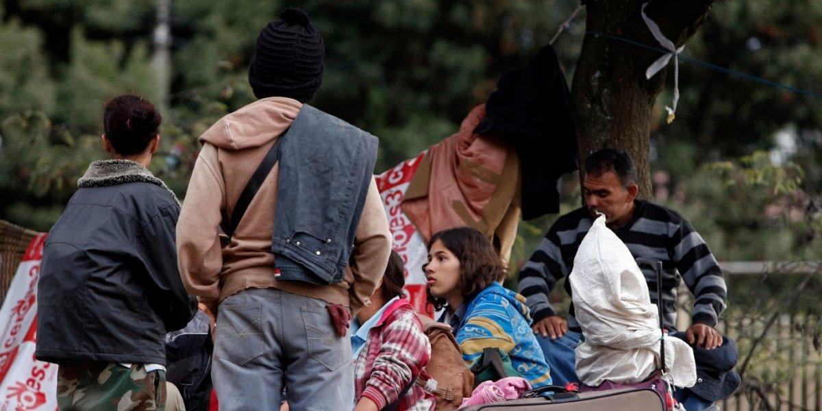 Colombia estudiará declarar emergencia en frontera por éxodo de venezolanos