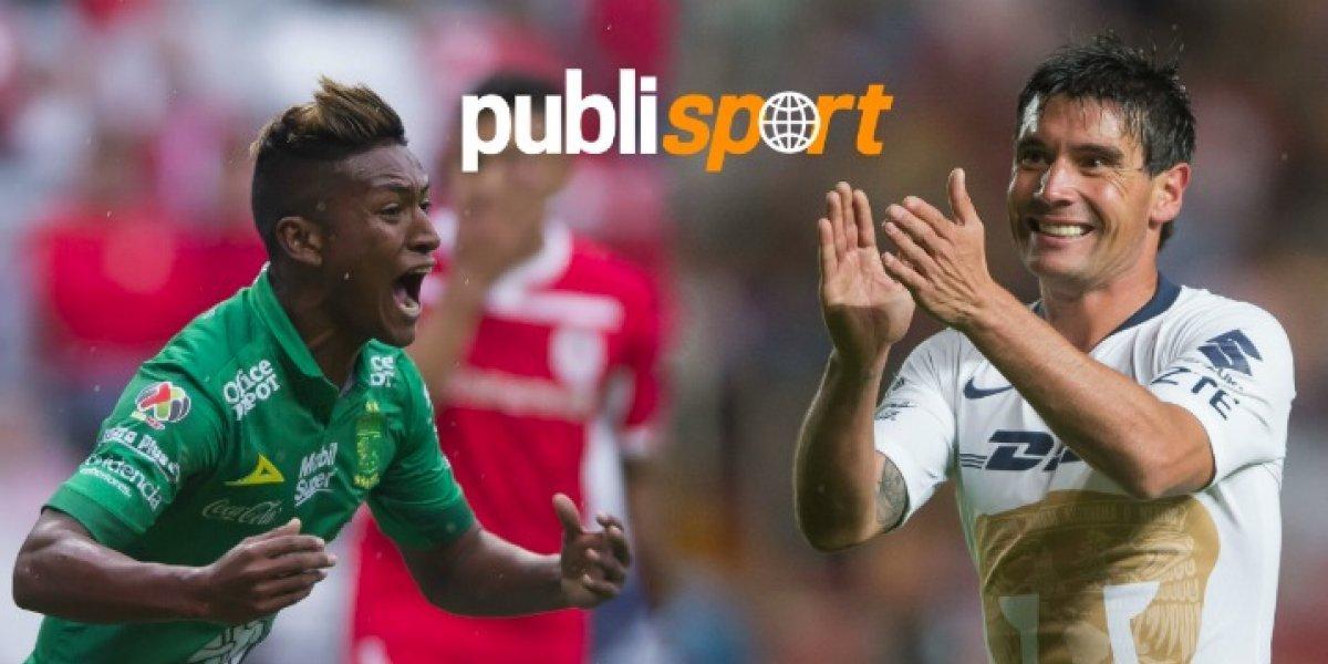 León vs Pumas ¿Dónde y a qué hora ver el partido?