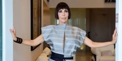 "Vestido: Diseñador Reinaldo Alvarez | Arreglo: David Lang | Stylist: José ""Joey"" Cruz | Foto: Dennis Jones"