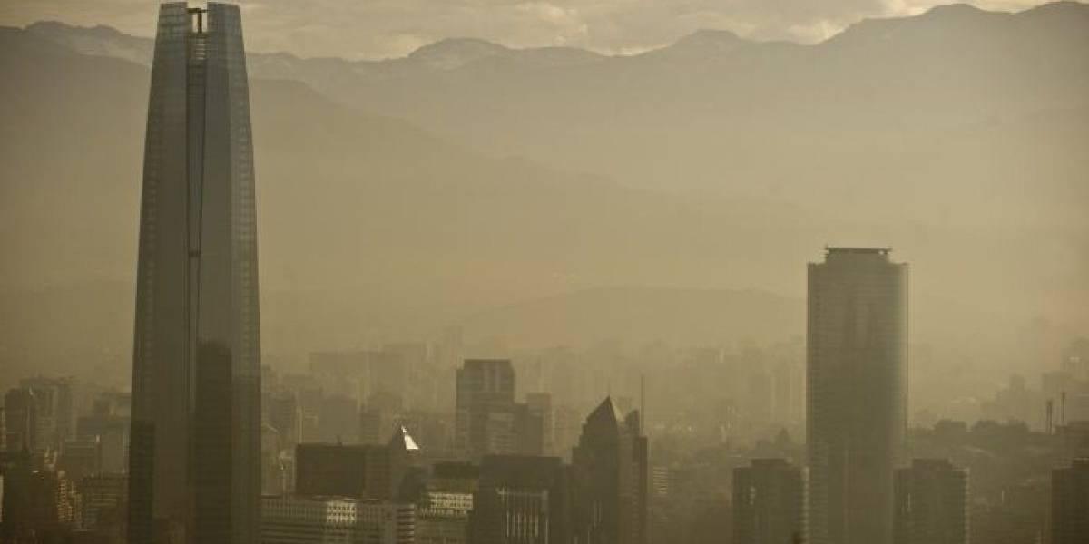 Chile: Esta nueva aplicación te dice donde hay menos contaminación en Santiago