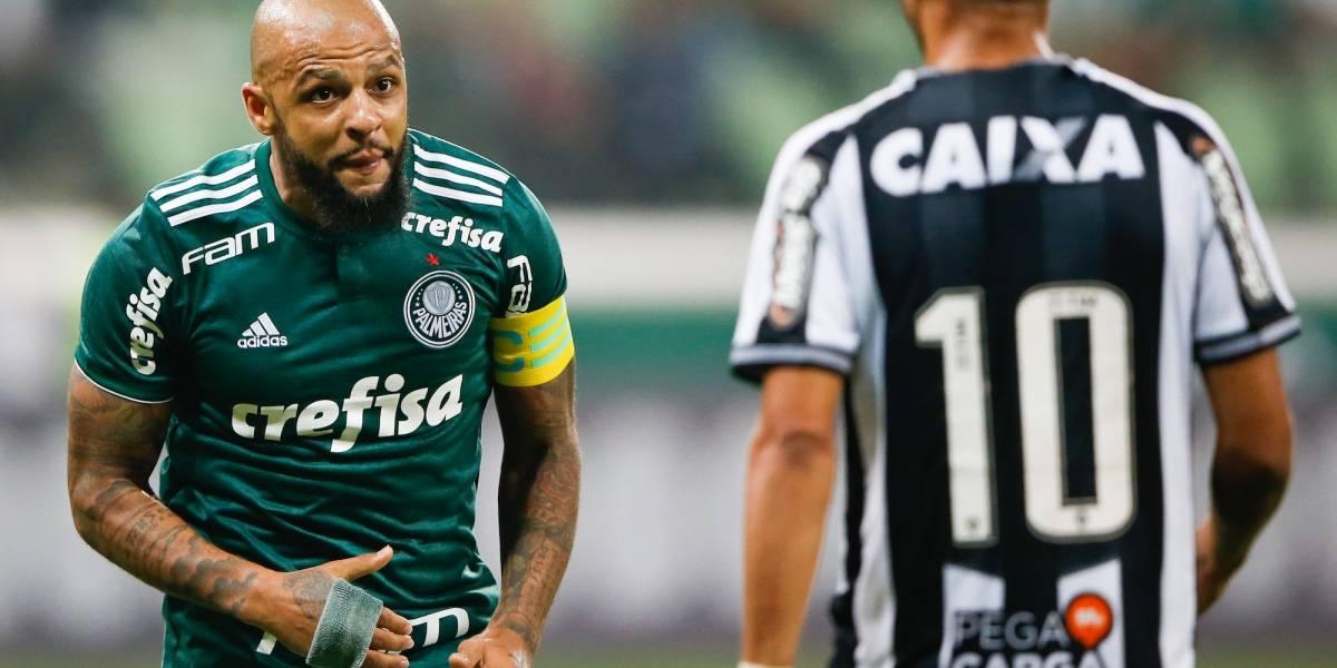 FOTOS: Si Felipe Melo no fuera futbolista, habría sido 'asesino'