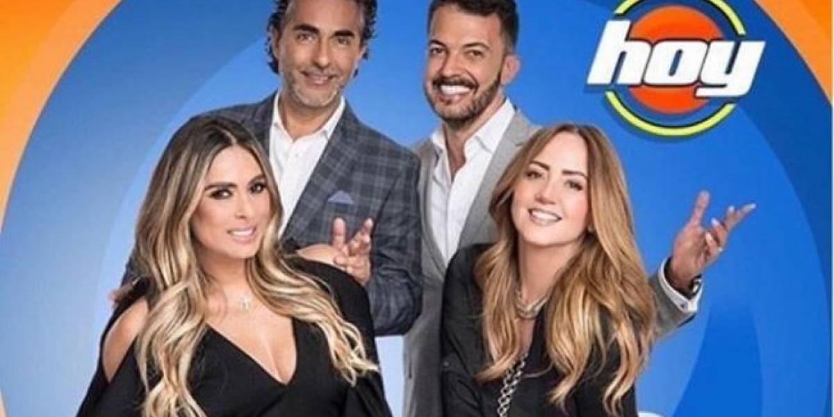 Fernando del Solar revela que Legarreta y Montijo son las responsables de su salida de Hoy