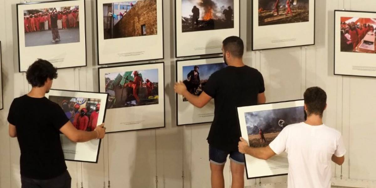 Fotografías de la tragedia del volcán de Fuego se presentarán en festival internacional