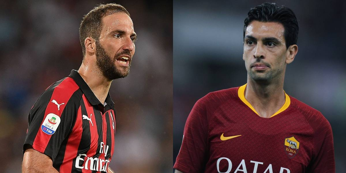 AC Milan y AS Roma abren la tercera jornada de la Serie A