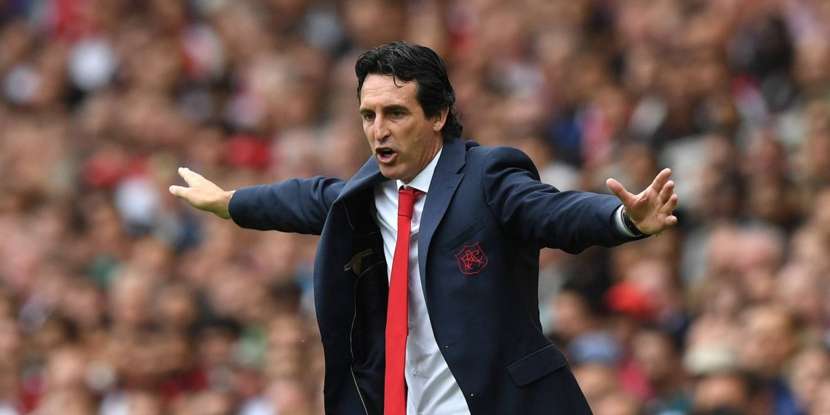 VIDEO: Unai Emery contesta teléfono de reportero en plena conferencia