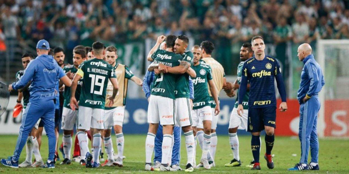 """Figura de Palmeiras respeta al Mago Valdivia: """"Es un tipo diferente, tiene que tener una marcación especial"""""""
