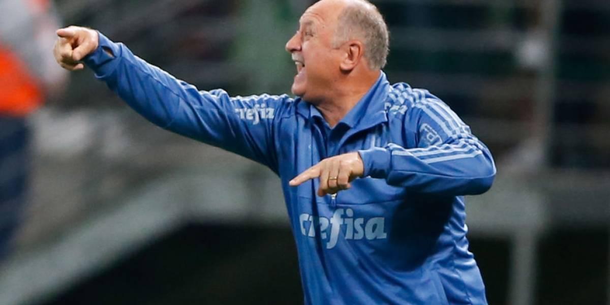 Se hizo el loco: La reacción de Luiz Felipe Scolari cuando le preguntaron por Jorge Valdivia
