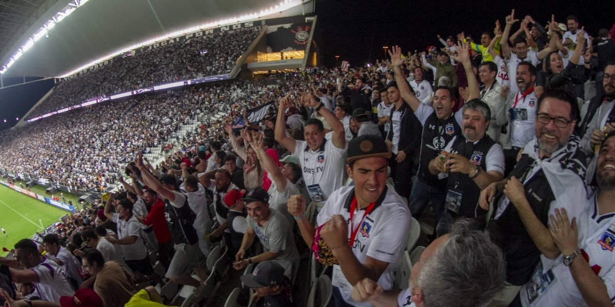 "Copa Libertadores: La ""venganza"" de Corinthians contra Colo Colo"
