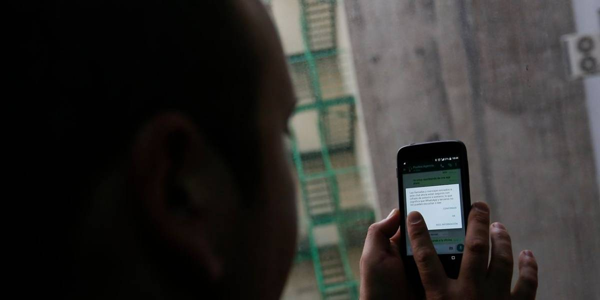 Instituto de Seguridad Laboral de Chile alerta a la población por falso WhatsApp pidiendo datos