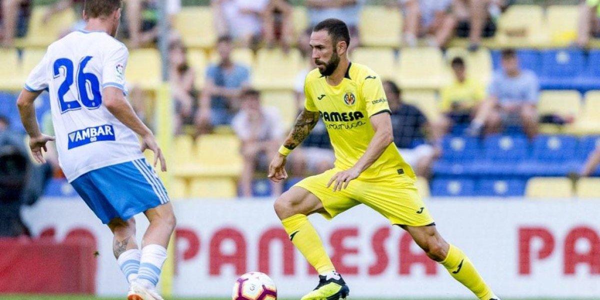 Miguel Layún debutó en La Liga con derrota del Villarreal