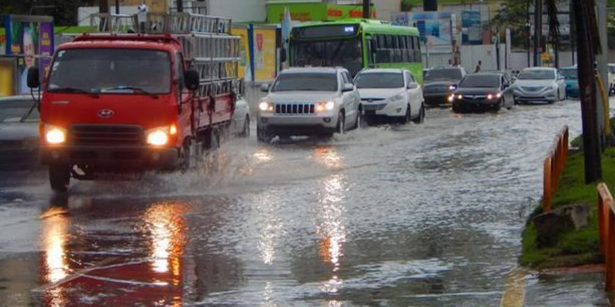 Siete provincias en alerta amarilla y doce en verde por lluvias