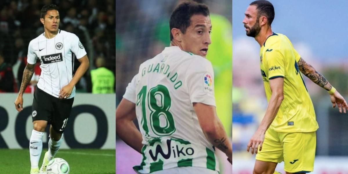Mexicanos conocen rivales para la Europa League