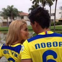 ¿Cristhian Noboa y Olga Romanova se separaron?
