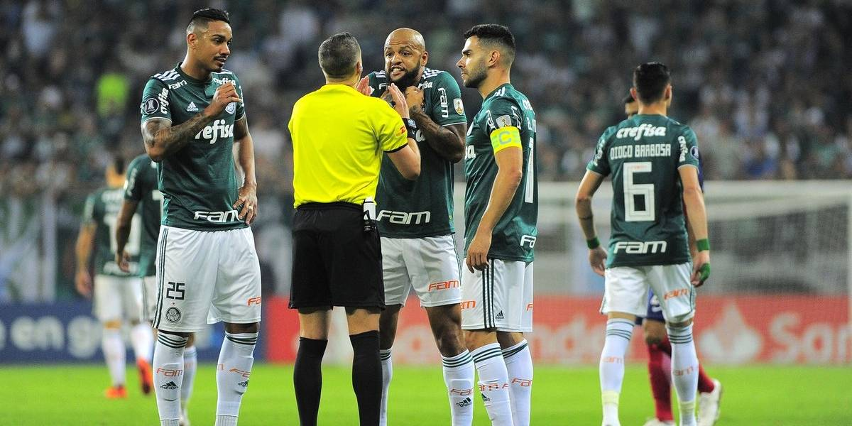 Palmeiras será el rival de Colo Colo en la Libertadores tras eliminar a un corajudo Cerro Porteño