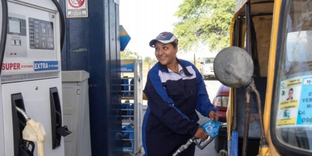 """Petroecuador: """"En Ecuador no existe desabastecimiento de combustibles"""""""