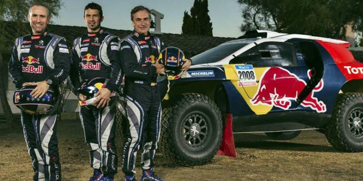 """El """"Dream Team"""" del Dakar se va a Mini"""