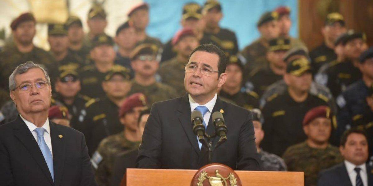 Esto dice el acuerdo de la CICIG sobre el apoyo de la ONU a Guatemala