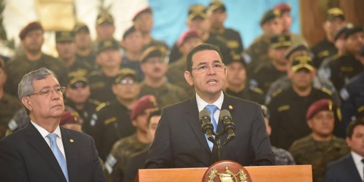 ¿Quiénes asesoraron al presidente Morales sobre prohibir el ingreso de Iván Velásquez al país?