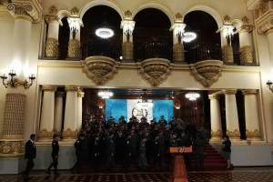 Presidente Jimmy Morales anuncia que el mandato de la CICIG no fue renovado