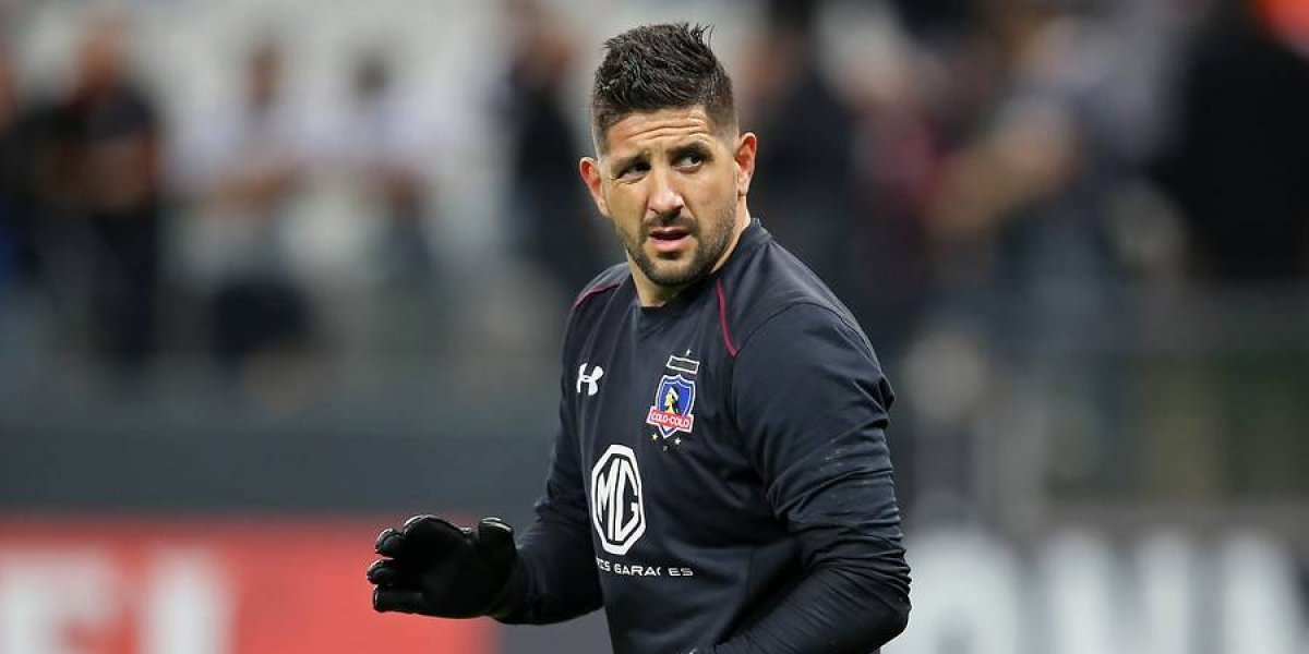 "Agustín Orión espera otra ""guerra"" con Palmeiras: ""Será una serie cerrada al igual que con Corinthians"""
