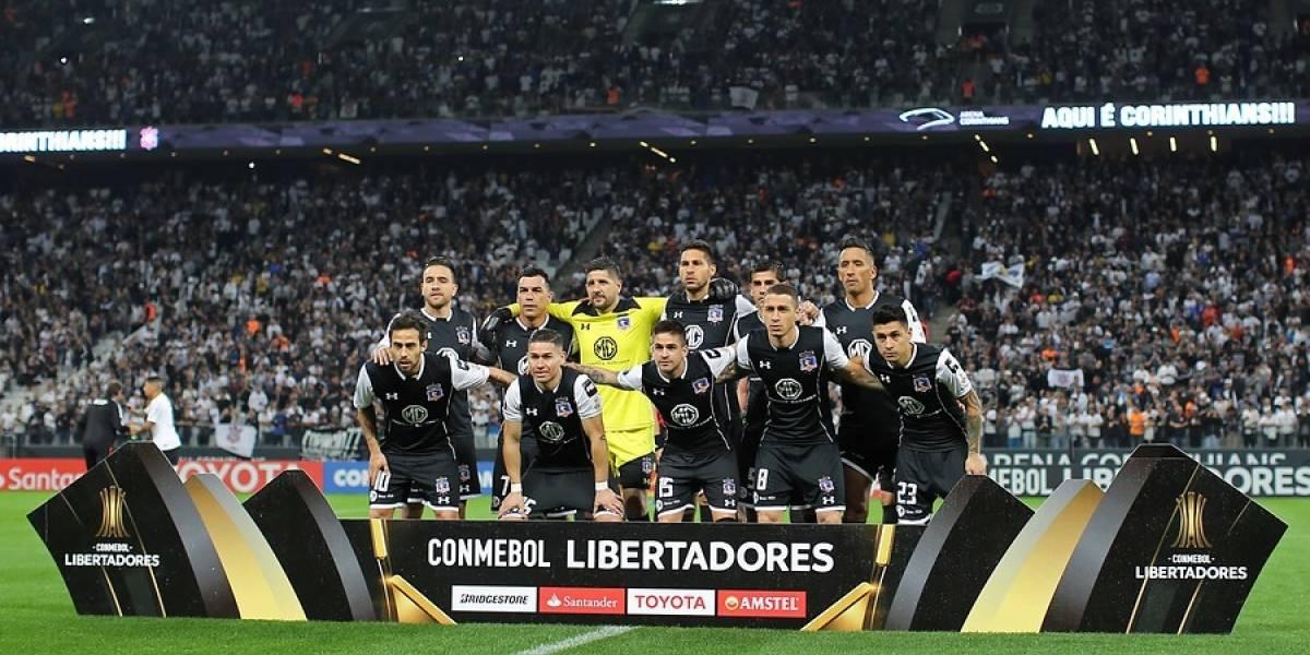 Se hace grande entre las potencias: Colo Colo es el único en cuartos que no es argentino ni brasileño