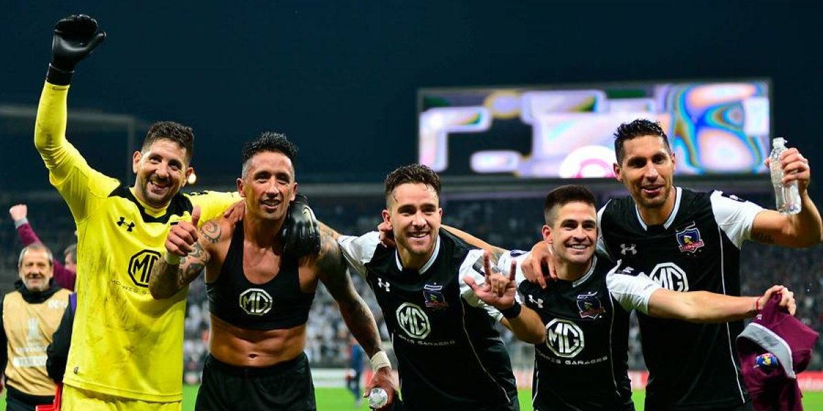 Confirmado: la Conmebol programó la serie de Colo Colo y Palmeiras por la Copa Libertadores