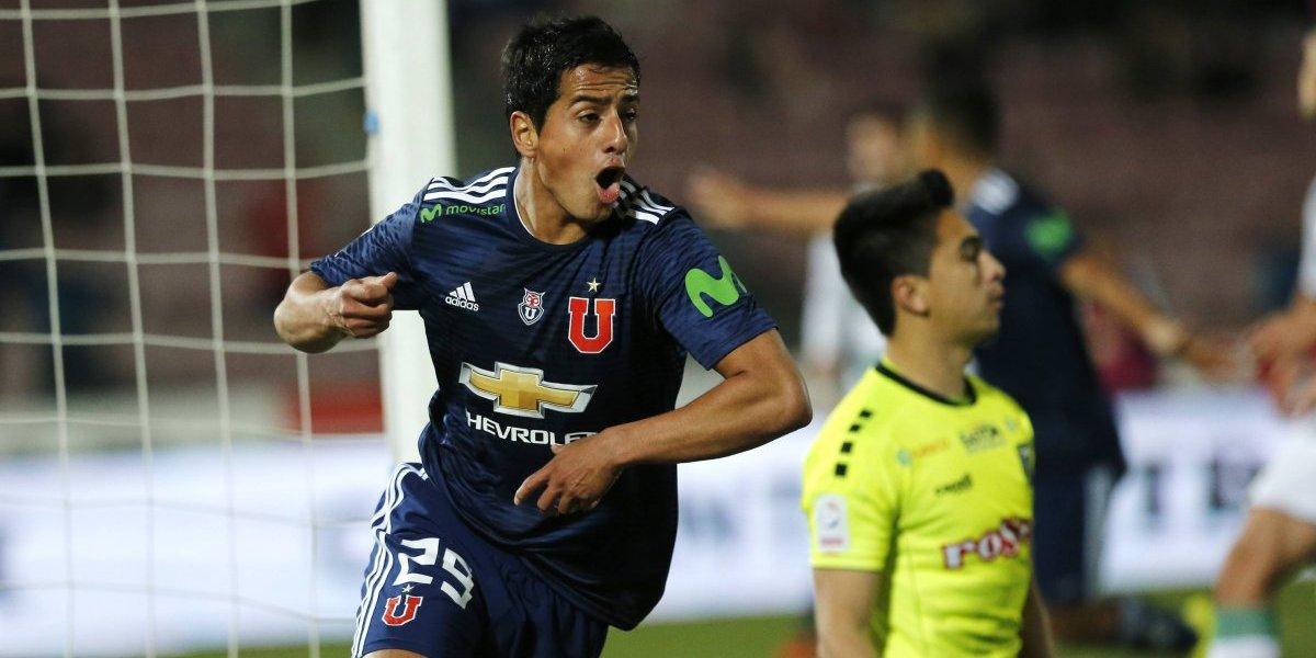 """El postergado Felipe Saavedra marcó su primer gol en Primera: """"Me dieron ganas de llorar"""""""