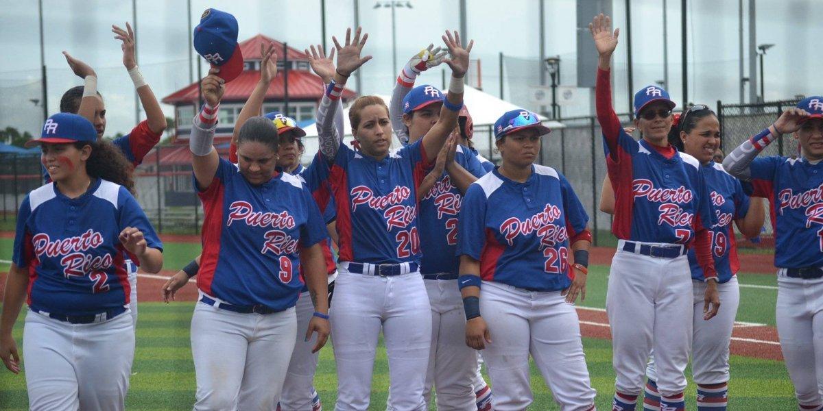 Puerto Rico termina en el noveno puesto del Mundial de Béisbol Femenino