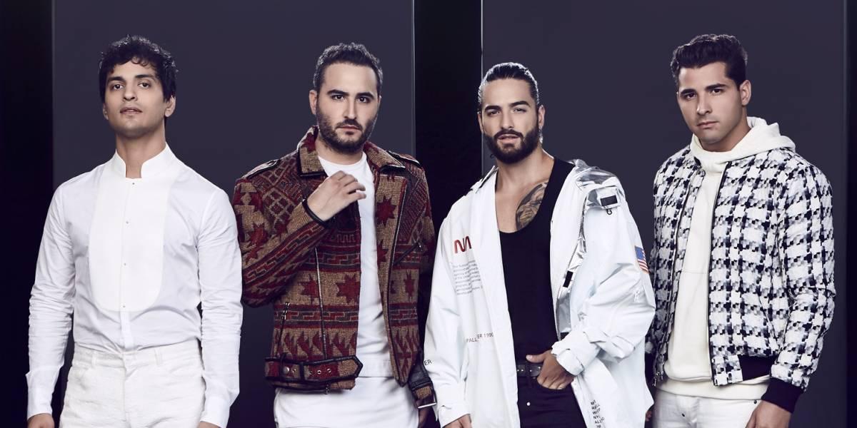 """Reik y Maluma cantan a esos """"amigos con derechos"""""""