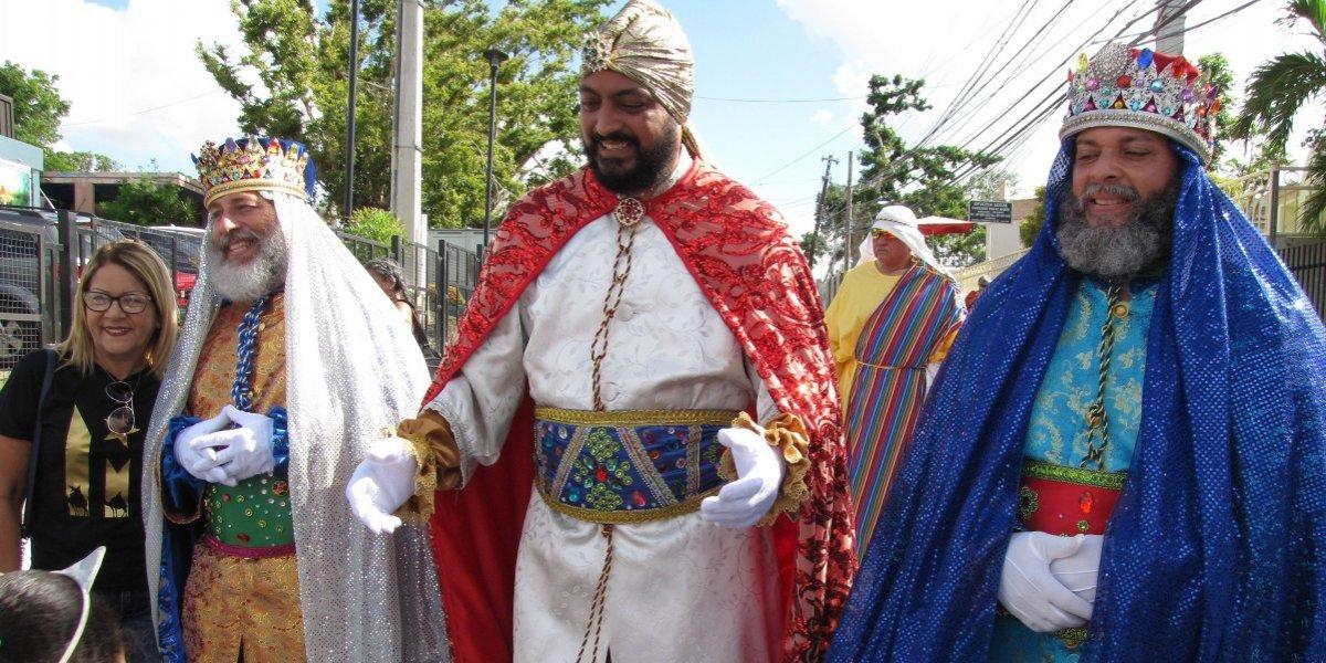 Reyes de Juana Díaz organizan su 135 aniversario